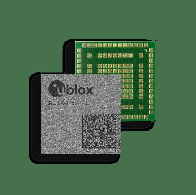 u-blox推出微型SiP封裝的ALEX-R5模組,以精巧尺寸展現優異的蜂巢式和...