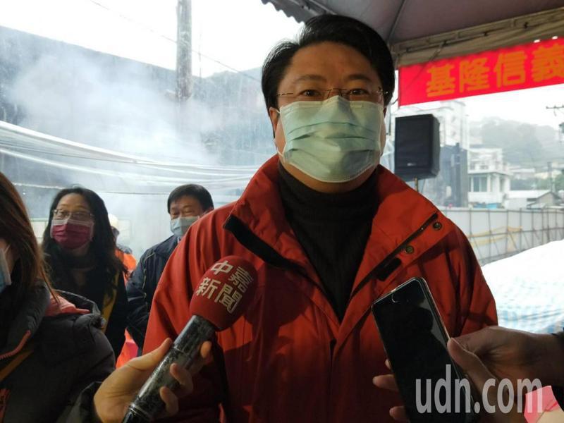 留TAIWAN ∉ China抗議世衛,林右昌:台灣防疫不容剽竊。記者游明煌/攝影