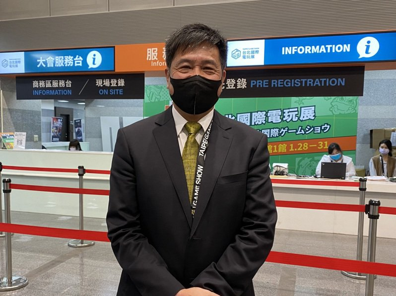 友達董事長彭双浪表示,中國大陸產線今年春節員工留廠比率將達到九成。記者康陳剛/攝影