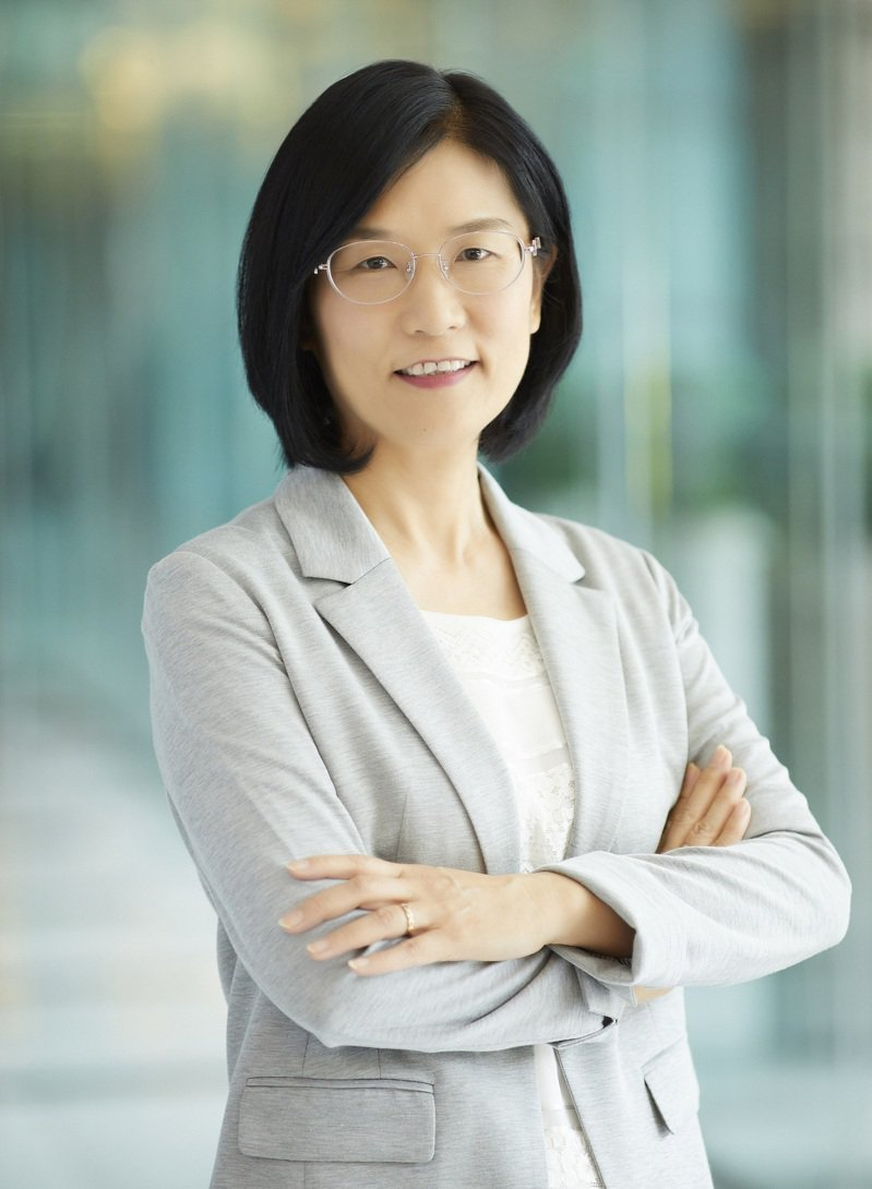 友達永續長古秀華獲選2020亞洲頂尖永續超級女性。圖/業者提供
