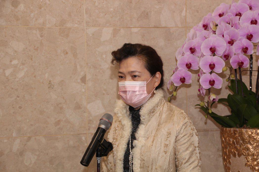 對於外界認為政府應把車用晶片當作籌碼換疫苗,王美花今(28)日表示,昨天德國在台...