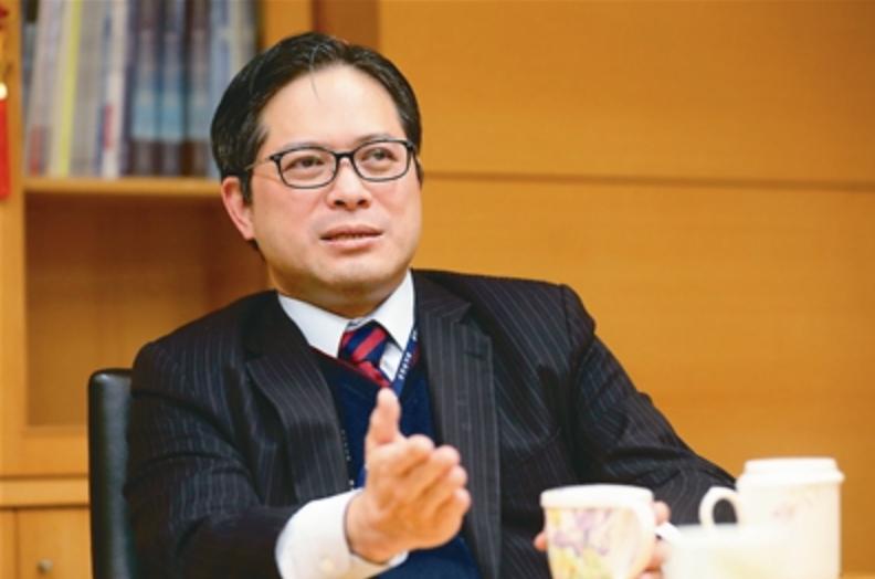 新北市府發言人蔣志薇指出,新北市副市長吳明機將轉任新北捷運公司董事長,預計明日董事會就能確認。圖/報系資料照片