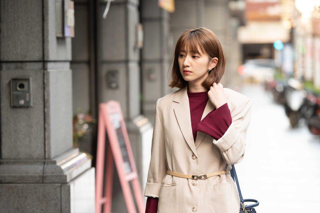 謝翔雅客串演出「女力報到-好運到」。圖/TVBS提供