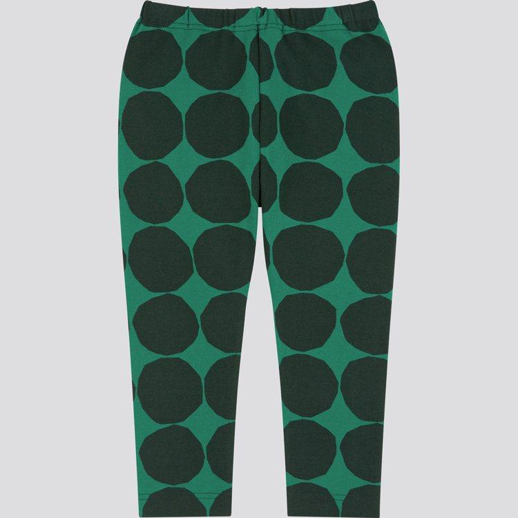 在「給力新年節」活動期間,Marimekko聯名系列嬰幼兒內搭褲,特惠價99元。...