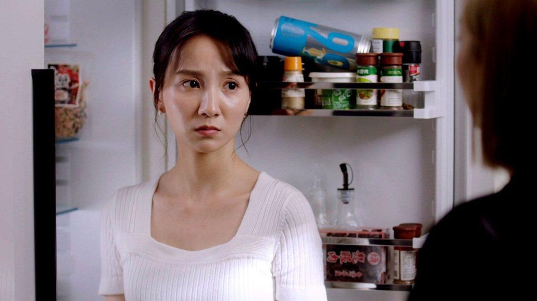 張甯在「未來媽媽」中飽受婆婆欺負。圖/三立提供