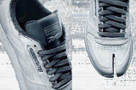這個日期記起來!開搶Reebok聯名Maison Margiela限量Leather Tabi鞋
