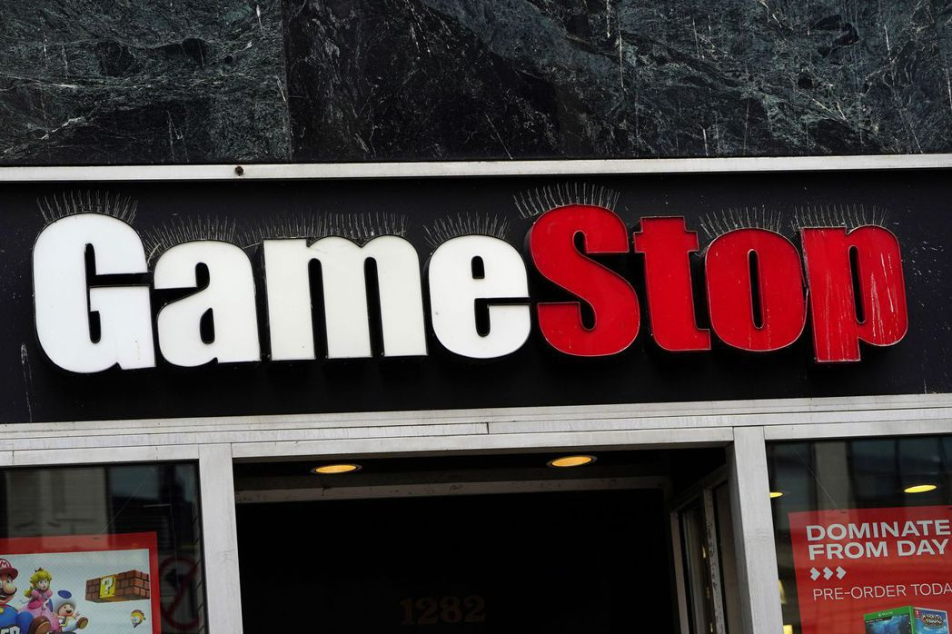 美國GameStop股價近來瘋漲,連帶使網路論壇上流行的股市用語爆紅。路透