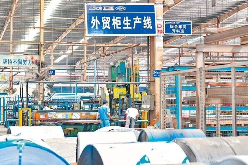 中國大陸2021年可能不會設立國內生產總值(GDP)增長目標。圖/取自中新社