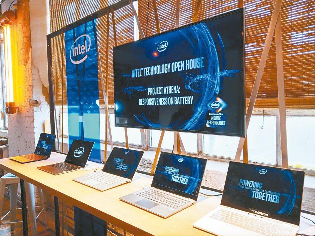 市調機構Canalys公布2020年全球筆電出貨量達2.35億台,年增26%,今...