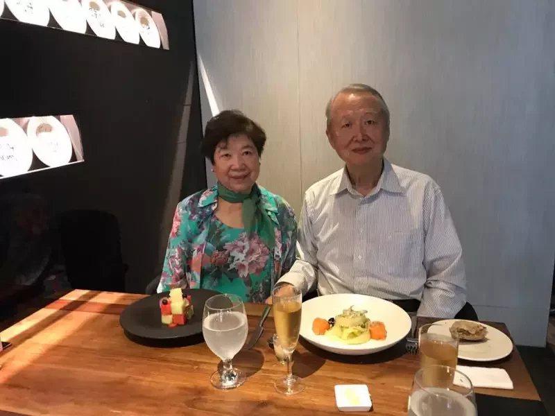 徐克俊與徐桂生再次見面已是65年之後,有著男生名字的徐克俊說,「70幾歲了,再次...