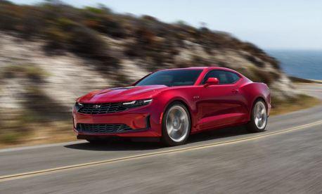 455匹大黃蜂月租8,000有找!Chevrolet祭出超狂Camaro LT1優惠!