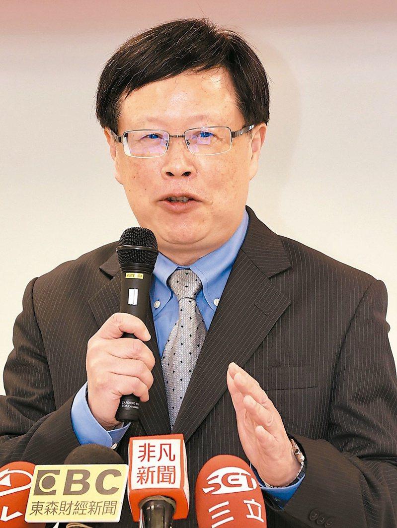 臺灣期交所董事長吳自心 記者黃義書攝影/報系資料照