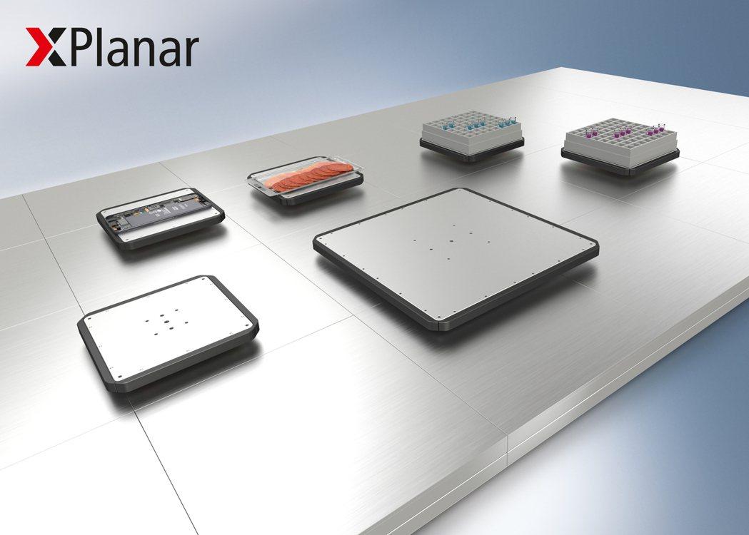XPlanar:零接觸式飛行輸送,不會產生機械磨損,並具高度靈活性與節省空間。 ...