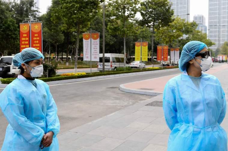 越南13日通報新增49例新冠肺炎本土病例;4例境外移入病例,其中1人來自台灣。 ...