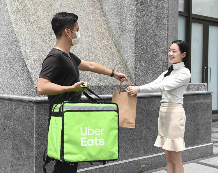 Uber Eats 將於2月1日落地台灣,選擇信用卡支付的用戶將免除被銀行收取海...