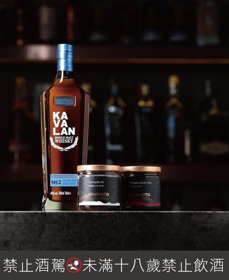 噶瑪蘭威士忌酒吧(KAVALAN WHISKY BAR)與「石本工作室(Ishi...
