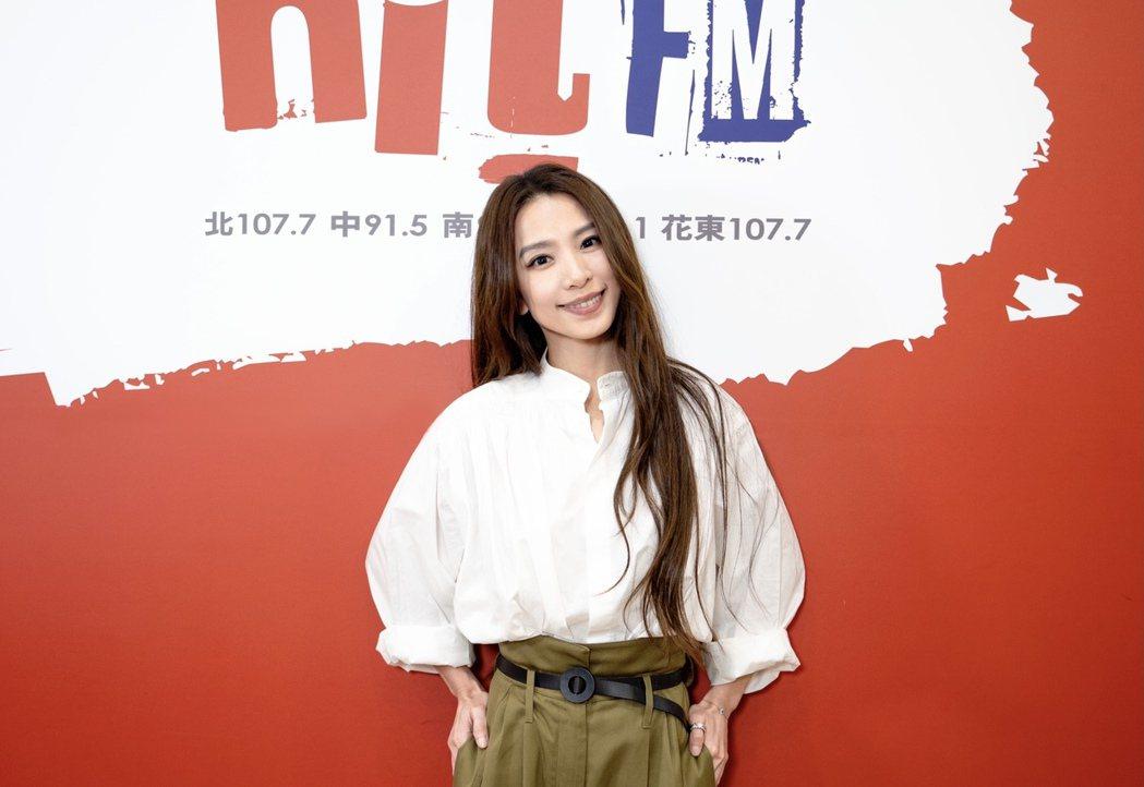 田馥甄「無人知曉」奪年度百首單曲冠軍。圖/Hit Fm聯播網提供