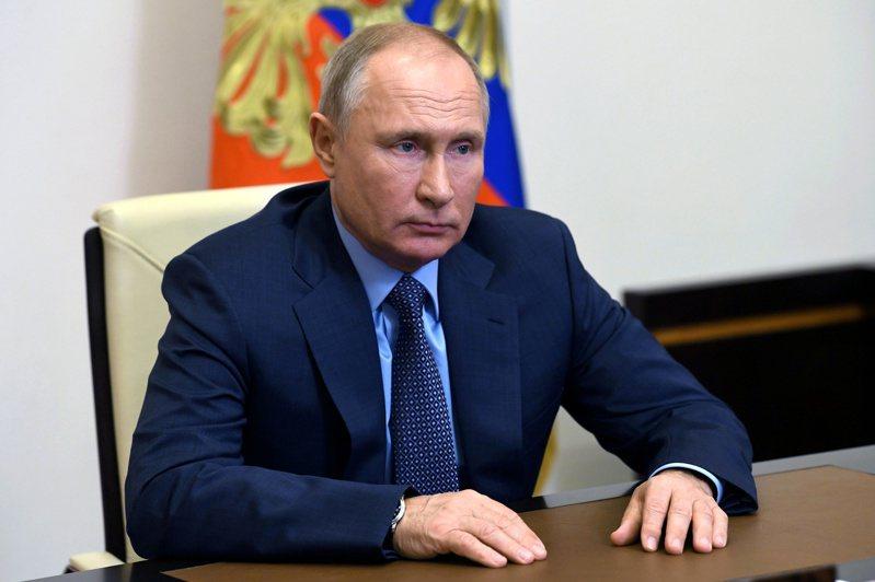俄罗斯总统普亭。 路透社(photo:UDN)