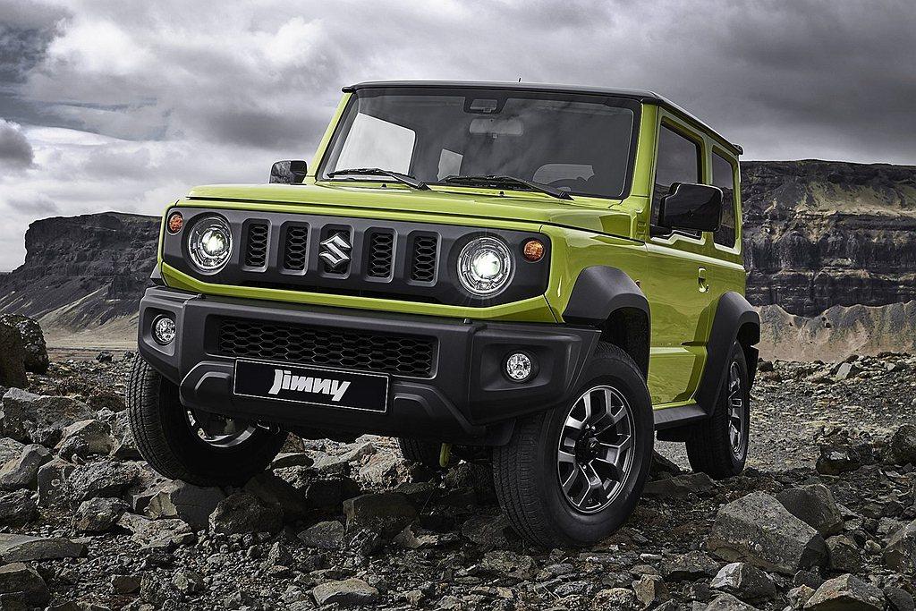大改款Suzuki Jimny於2018年陸續推出市場後,就在各地造成搶購熱況加...