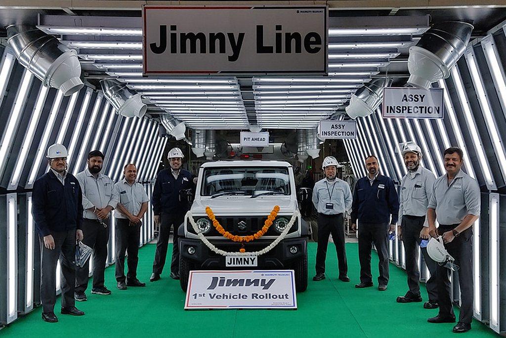 Suzuki汽車位於印度的子公司Maruti Suzuki,日前宣布當地生產的J...