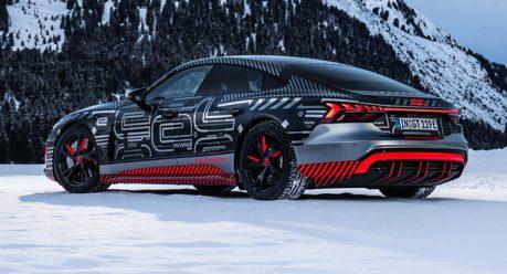鋼鐵人最後座駕 Audi e-tron GT發表時間終於確認!