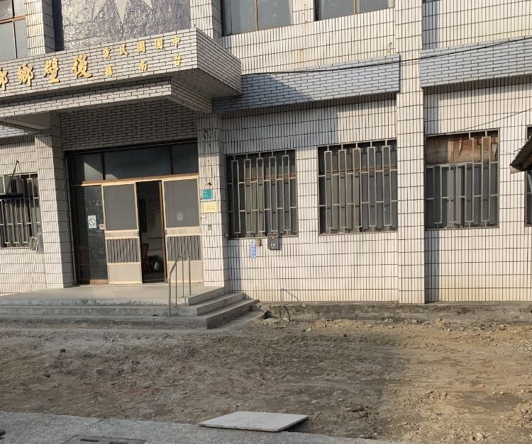 國民黨台南市黨部後壁區黨部辦公廳社日前遭黨產會拍賣,黨員不捨與無奈。圖/國民黨台南市黨部提供
