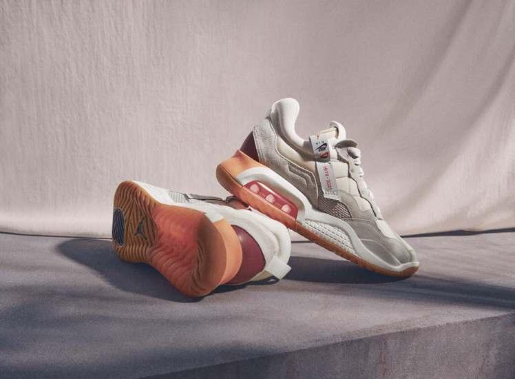 Jordan MA2 Future Beginnings鞋。圖/Nike提供