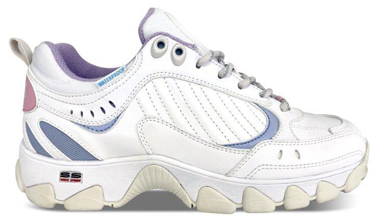 K-SWISS HS329WP系列休閒鞋。圖/K-SWISS提供
