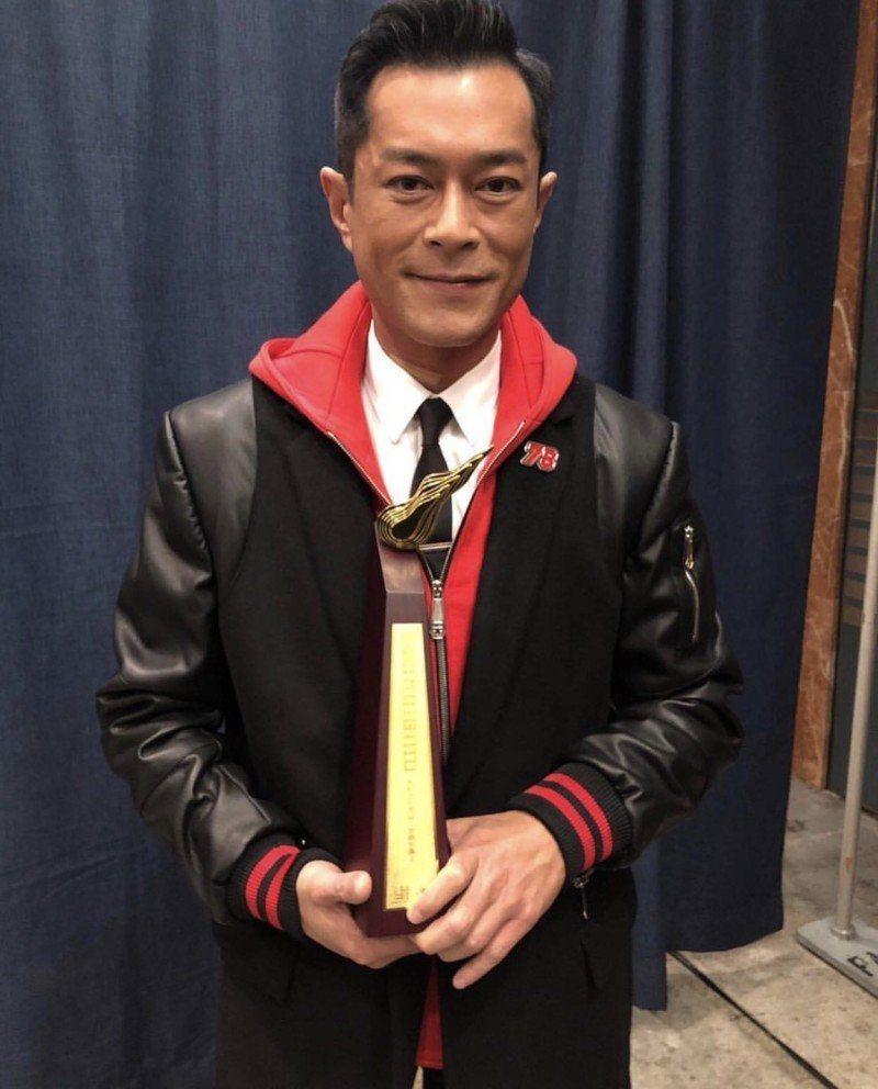 古天樂是華人演藝圈的黃金單身漢,多次被外界傳緋聞。圖/摘自微博