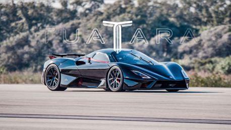 影/SSC Tuatara再次挑戰獲認證 455.3 km/h正式寫下最速量產車紀錄!