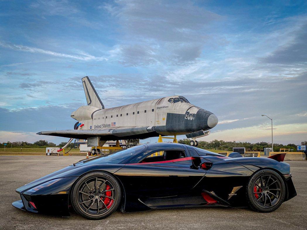 這次測試地點為佛羅里達州甘迺迪航太中心的Johnny Bohmer試驗場。 摘自...