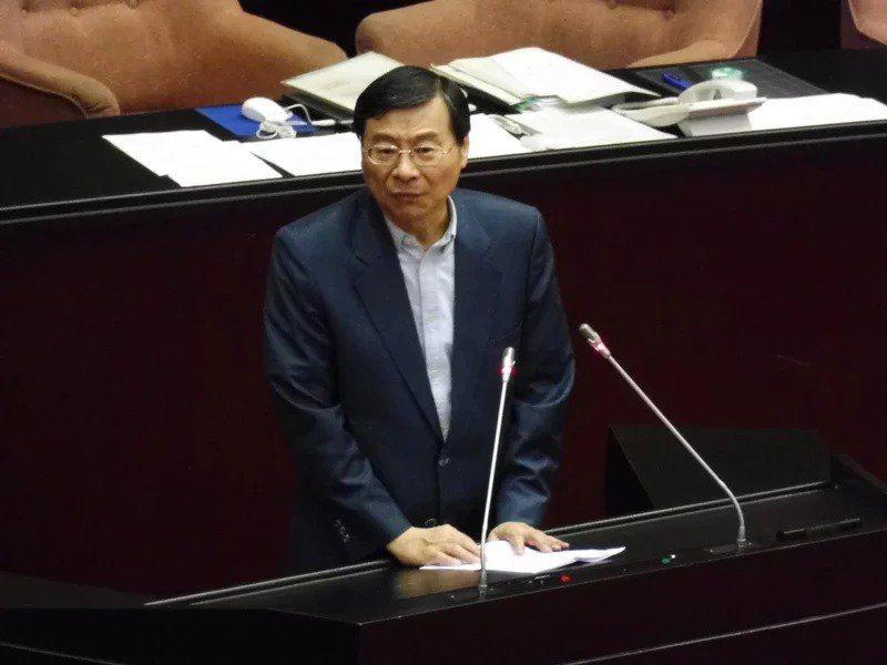 國民黨立委曾銘宗。圖/聯合報系資料照片