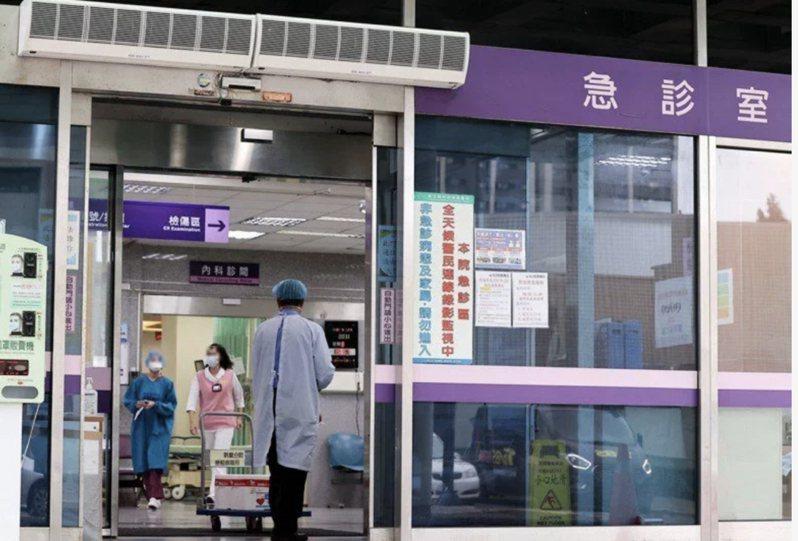 部立桃園醫院群聚感染再擴大到其他醫院。圖/本報資料照片