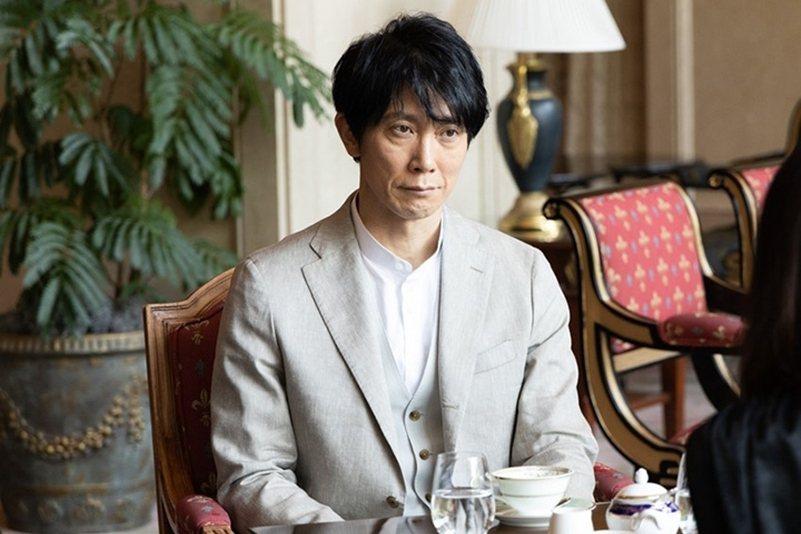《刑警作家毒島真理》劇照。 圖/東京電視台