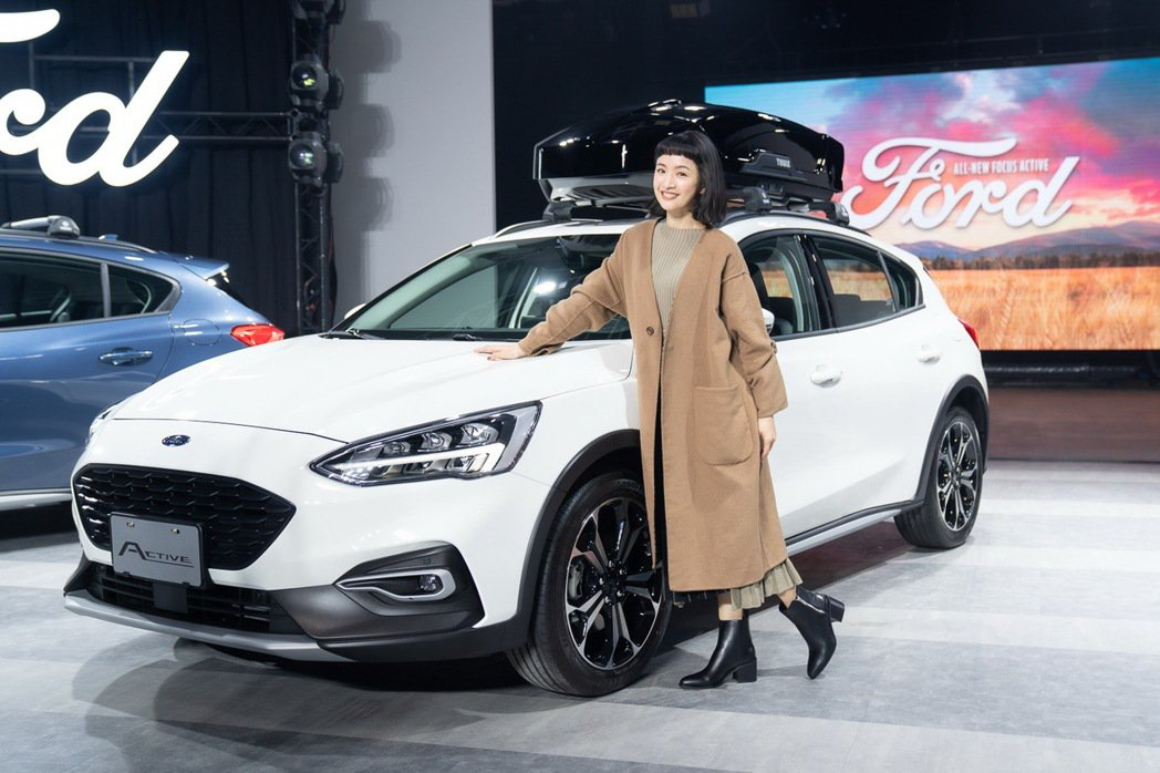 The All-New Ford Focus Active上市首月旋即接獲超過1...
