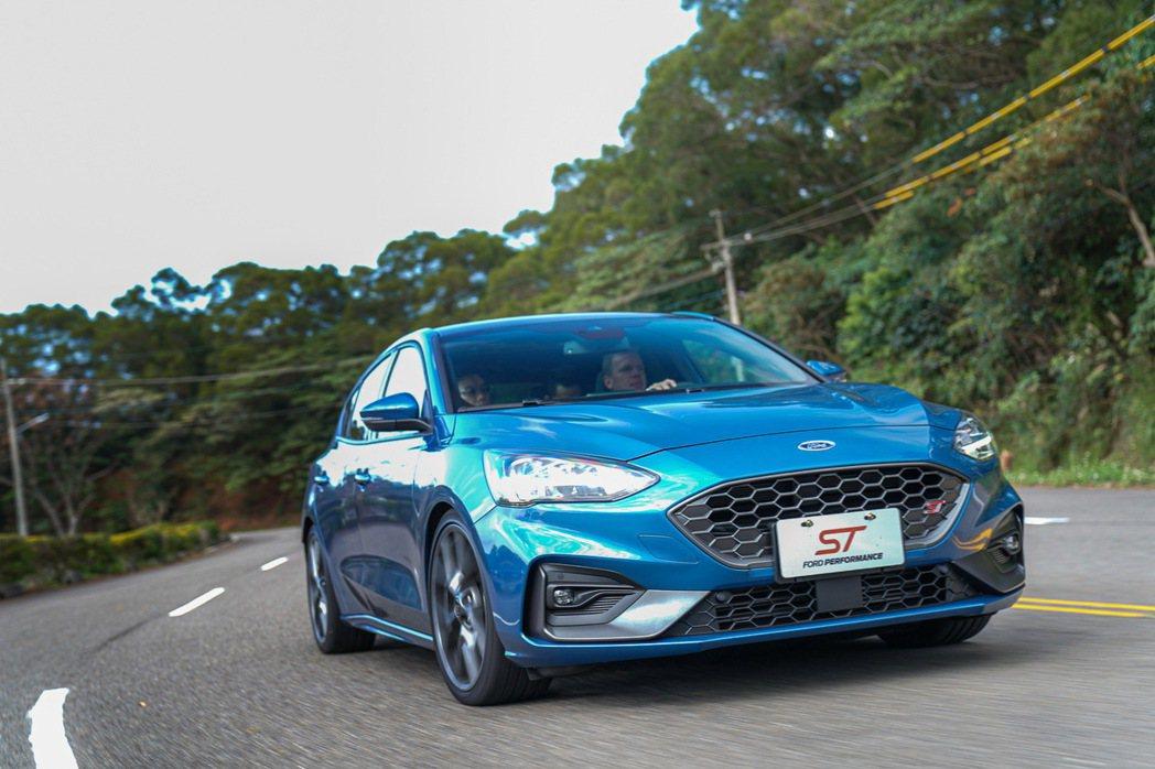 預計在「2021 Ford Focus 麗寶挑戰賽」大展身手的德製性能鋼砲New...
