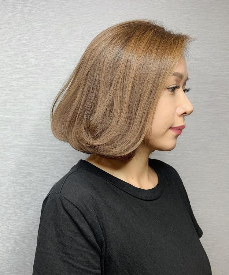 髮型創作/Ting hair style / Ting,圖/StyleMap美配...