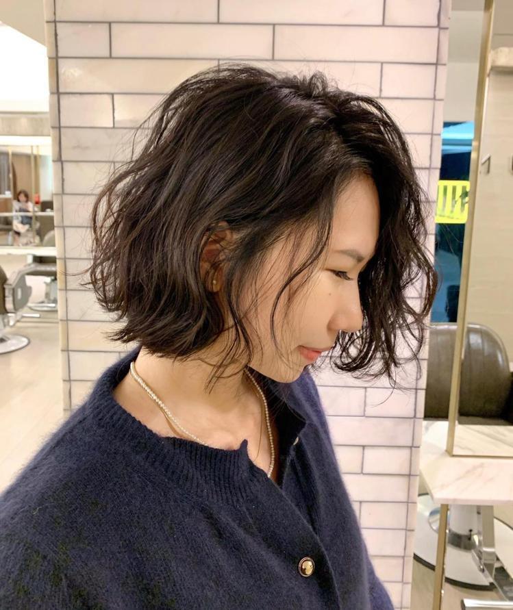 髮型創作/Found Hair囍翼 / MEGhairstyle,圖/Style...