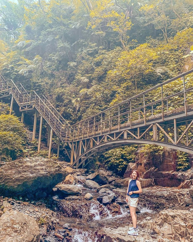 ▲北部過年走春景點-宜蘭礁溪林美石磐步道。(圖/wydouble, Instagram)