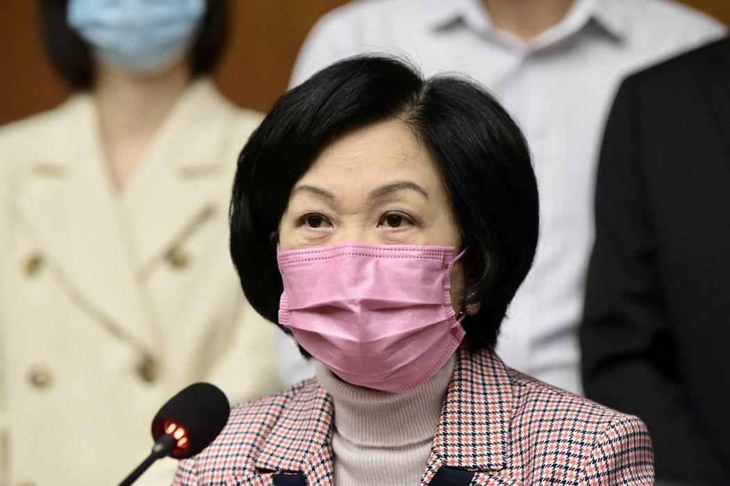 香港行政會議成員葉劉淑儀。中新社