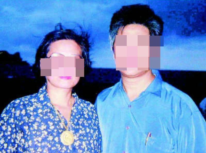張男(右)在妻子(左)死後,將她製成乾屍,深信必將復活。圖/聯合報系資料照片