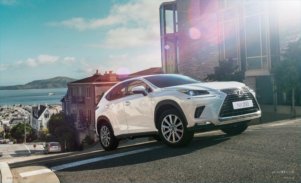 LEXUS勇奪豪華車市場No.1,銷售打破歷年單月新高。業者提供