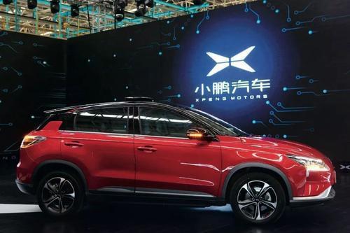 大陸電動車品牌小鵬汽車今年1月交付新車6,015輛,再創新高,比去年同期暴增47...