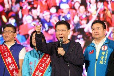 趙少康重返國民黨:韓趙聯手復辟,江啟臣的改革挫敗?