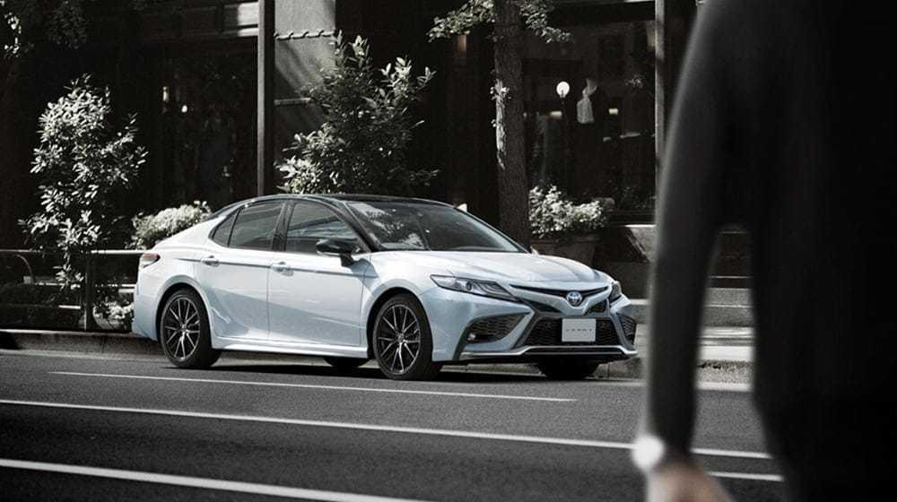 日規Toyota Camry小改款登場。 摘自Toyota.jp