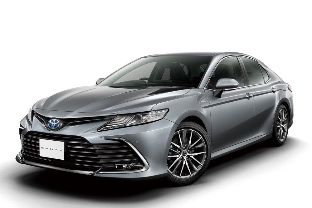 日規Toyota Camry X、G車型。 摘自Toyota.jp