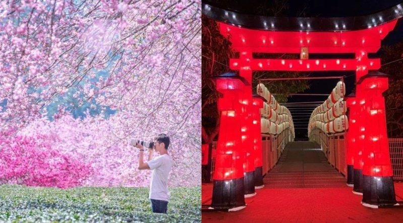圖/IG, tw.lian_yu;圖/彰化旅遊資訊網
