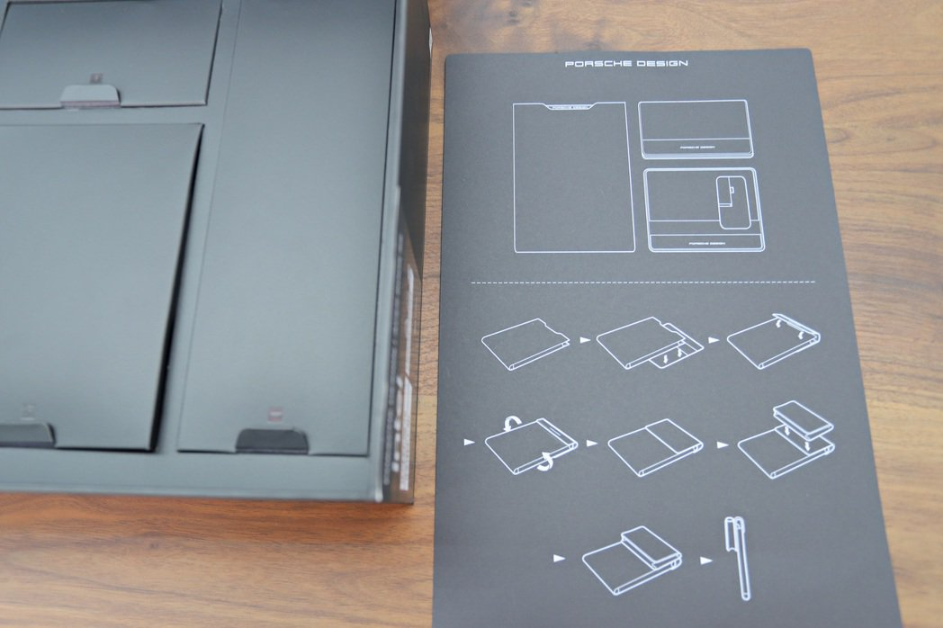 Porsche Design Acer Travel Pack RS 專屬旅行組...