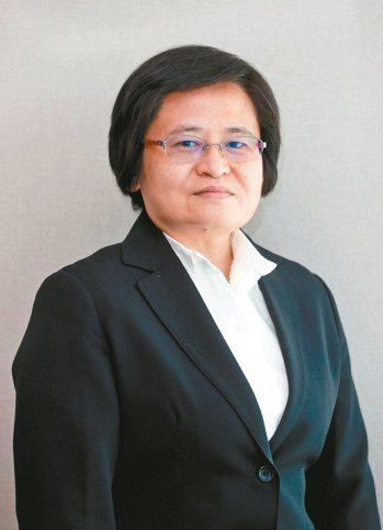 台灣人壽協理陳逸萍。記者曾吉松/攝影