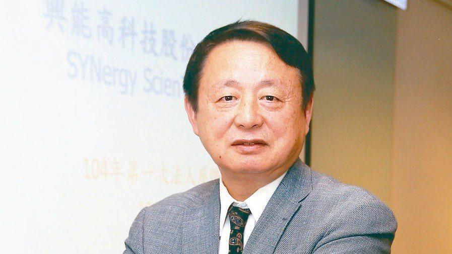 興能高董事長邢雪坤(本報系資料庫)